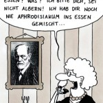 Oliver Ottitsch, Mutter Freud